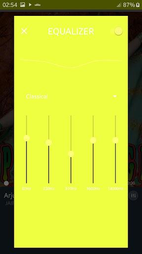 لقطات شاشة Lagu Jaipong Dangdut MP3 5