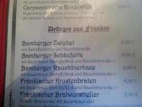 Photo: Bamberg