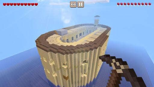 Prison Craft - Jailbreak & Build  screenshots 4