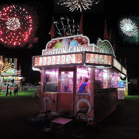 Small Town Fair by Beverly Lee - Public Holidays July 4th ( , #GARYFONGDRAMATICLIGHT, #WTFBOBDAVIS )