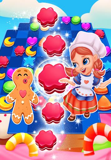 gingerbread cookie crush 1.8 Screenshots 3