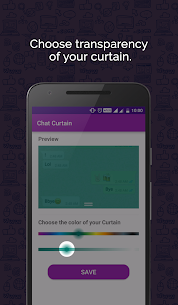 Download Chat Curtain App For Android 4