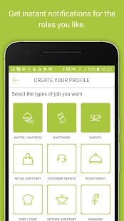 YapJobs – London Job search- screenshot thumbnail
