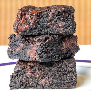 Sea Salt Caramel Mocha Brownies.