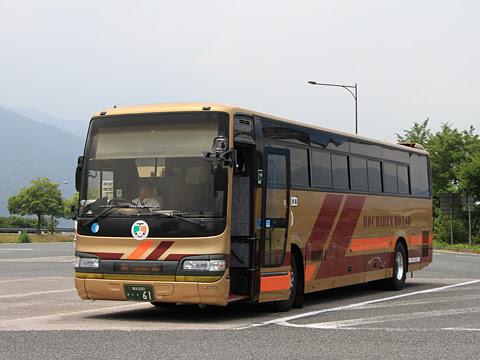 とさでん交通「高知徳島エクスプレス」 ・・61 吉野川SAにて_02