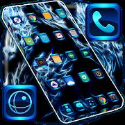 App Ice Cave Launcher Theme APK for Windows Phone