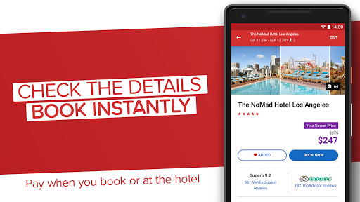 Hotels.com: Book Hotels, Vacation Rentals and More 58.2.1.2.release-58_2 Screenshots 3
