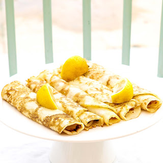 Simply The Best Pancakes.