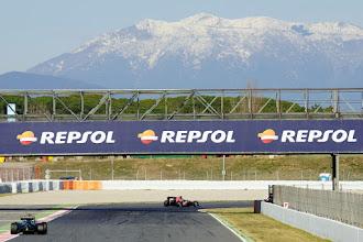 Photo: Max Verstappen - Scuderia Toro Rosso Kevin Magnussen - Renault F1 Team