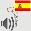 Rosario Santo Español Audio Offline icon