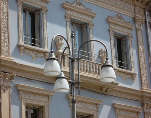 Tre finestre tre lampioni di Furlissima