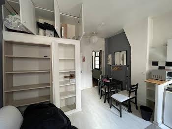 Studio meublé 16,64 m2