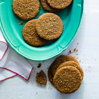 Donna's Molasses Cookies