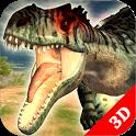 Allosaurus Simulator : Dinosaur Survival Battle 3D icon