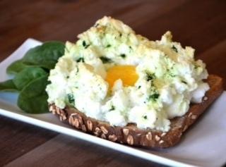 Egg In A Nest Recipe