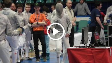Video: Tim tegen een poolse tegenstander