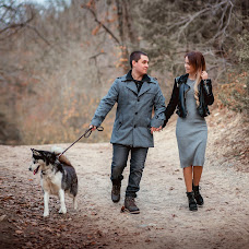 Wedding photographer Elena Alfimova (SunG). Photo of 11.01.2018