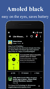 App Lite Messenger APK for Windows Phone