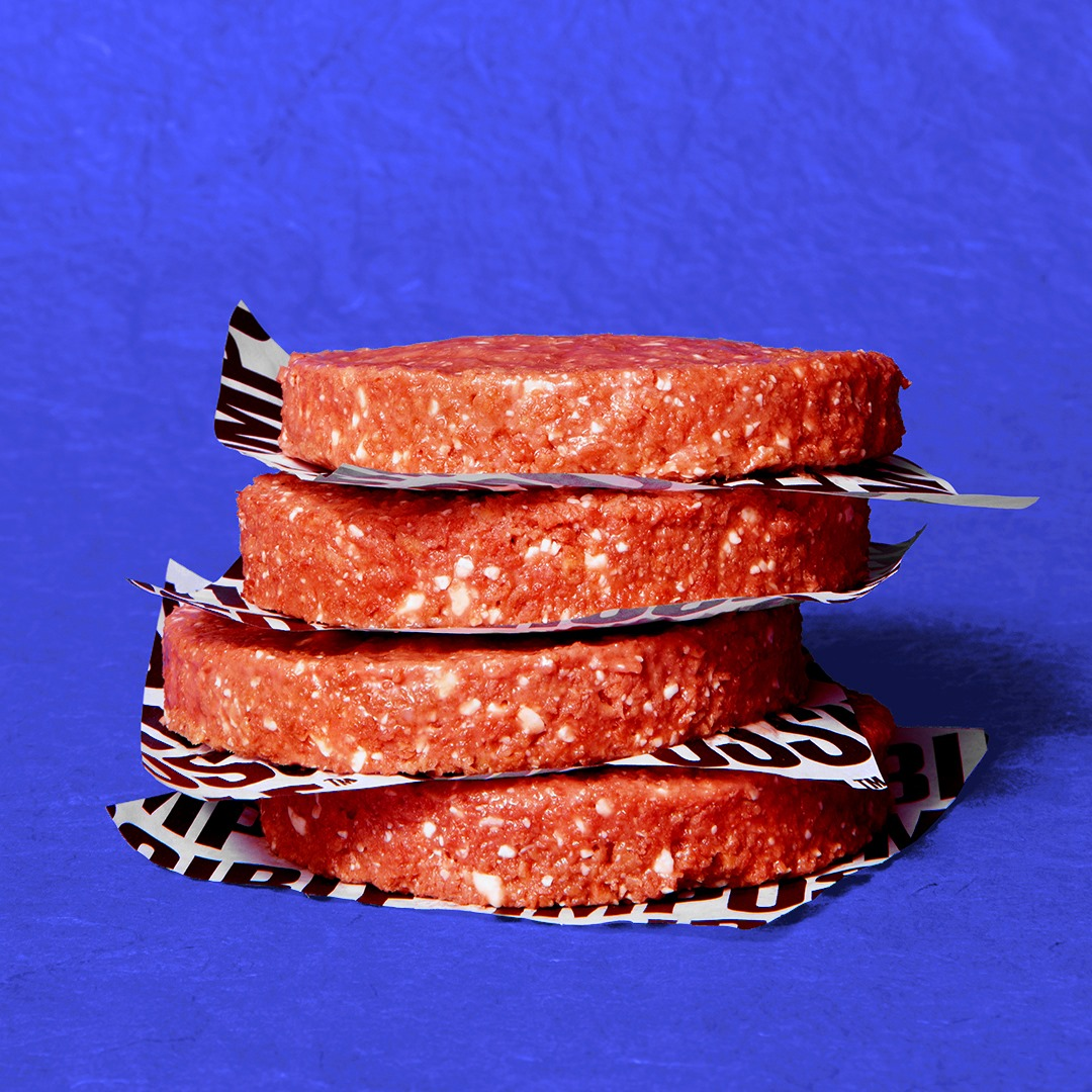 Impossible food meat