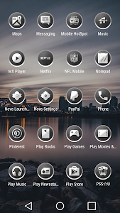 Enyo Gray - Icon Pack screenshot 3