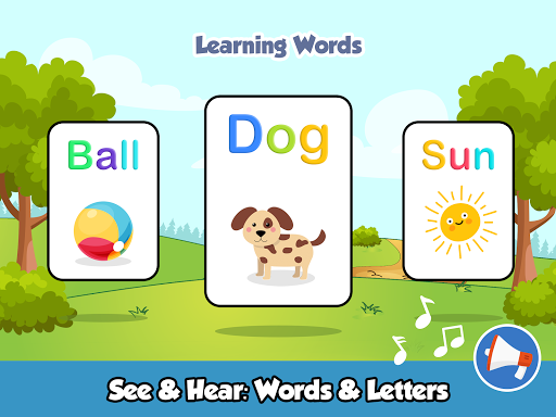 ABC Games - Letter Learning for Preschool Kids screenshots 14