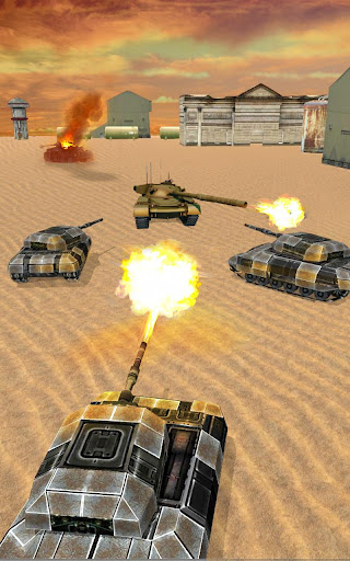 Tank Games 3D for PC