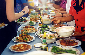 Photo: Succulent Cambodian dishes made mealtimes a culinary delight.