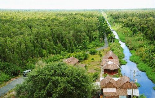 Vườn quốc gia U Minh Hạ quy hoạch du lịch