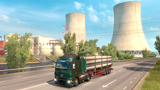 US Heavy Grand Truck Cargo 3D Driver 1.0 de.gamequotes.net 1