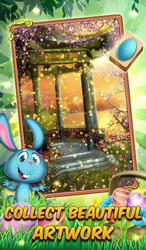 Mahjong Spring Solitaire: Easter Journey screenshots 3