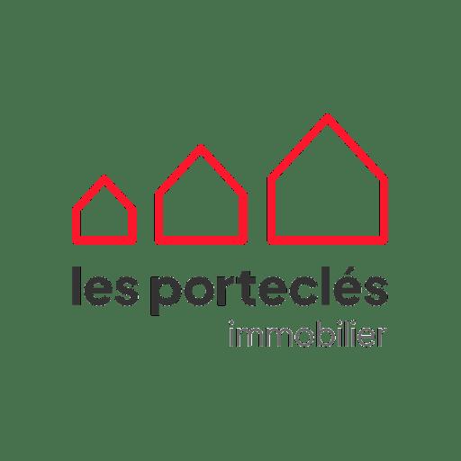 Logo de LES PORTECLES DE L'IMMOBILIER