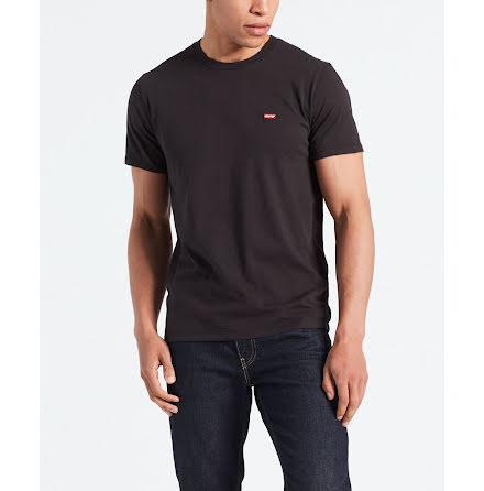 Levi's SS original HM tee cotton + patch black