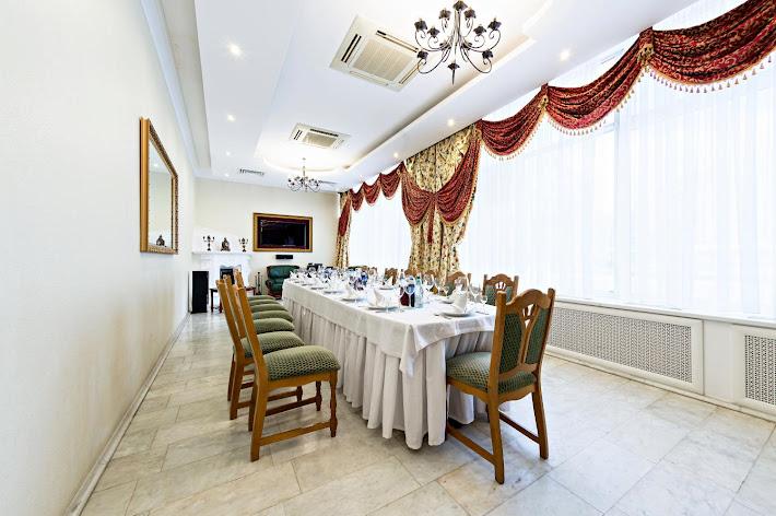 Фото №2 зала VIP-комната