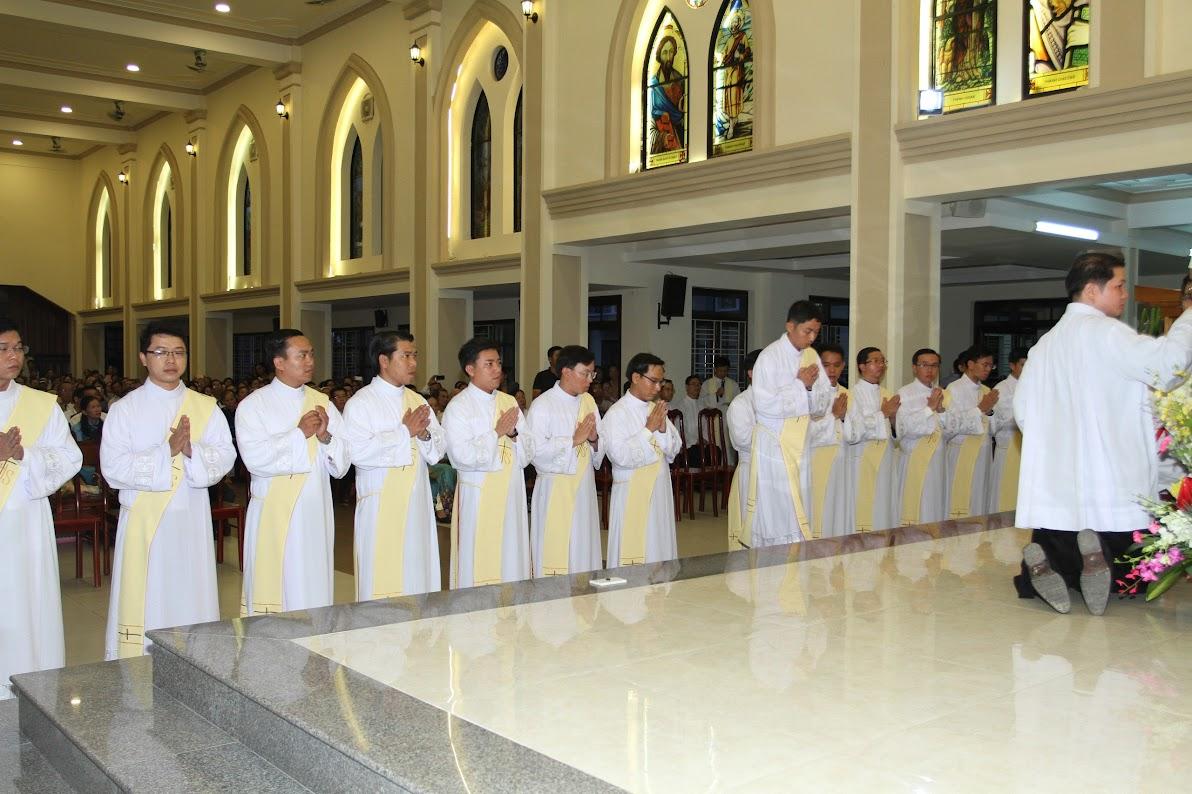 Lễ Phong Chức Phó Tế tại Toà Giám Mục Nha Trang - Ảnh minh hoạ 22