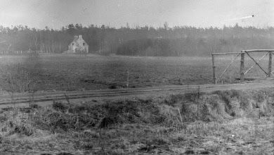 Photo: 1944 voormalige boswachterswoning op de Vloeiweide