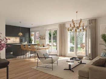 Appartement 3 pièces 72,54 m2