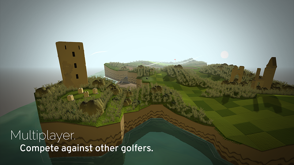 OK Golf- screenshot