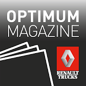 Optimum Magazine by Renault Trucks