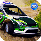 Dirt Wheels Rally Racing 3D