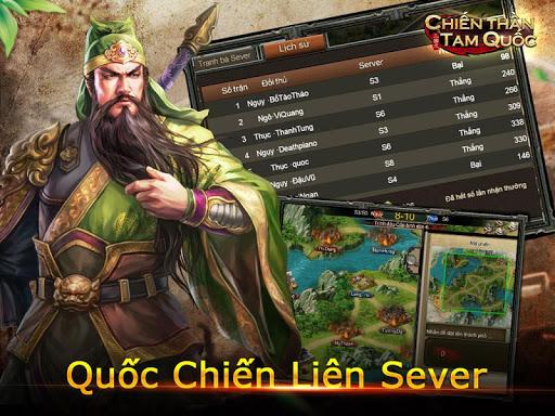 Chiu1ebfn Thu1ea7n Tam Quu1ed1c-Tranh Bu00e1 9.6.0 screenshots 9