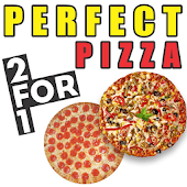 Perfect 2 For 1 Pizza