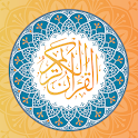 The Holy Quran read and listen icon