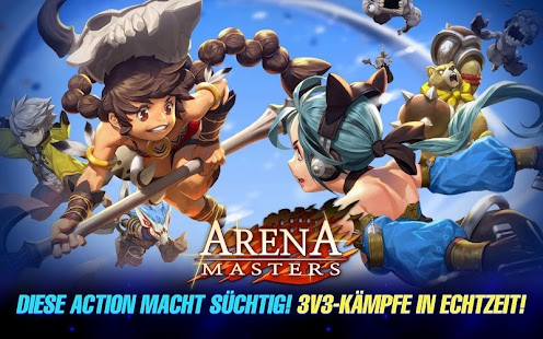 Arena Masters Screenshot