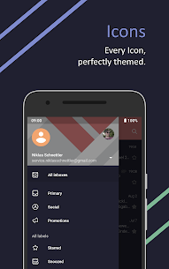 Ethereal for Substratum Q Pie Oreo Nougat 36 Patched 4