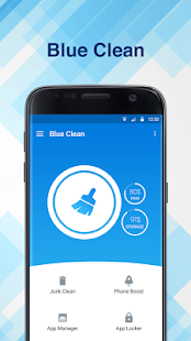 Blue Clean Pro - Clean and Boost - náhled