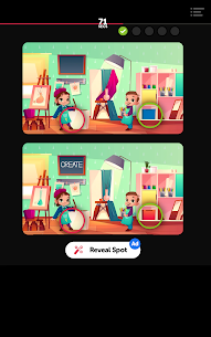 Infinite Differences – Find the Difference Game! 10