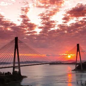Barelangku by Rezza Herdiyanto - Landscapes Sunsets & Sunrises ( photography )