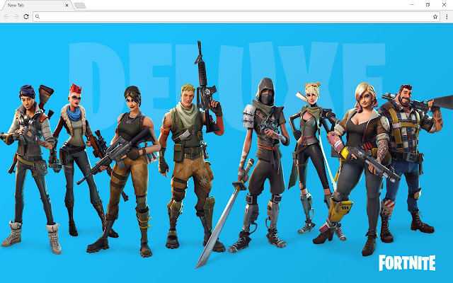 Fortnite Wallpapers New Tab