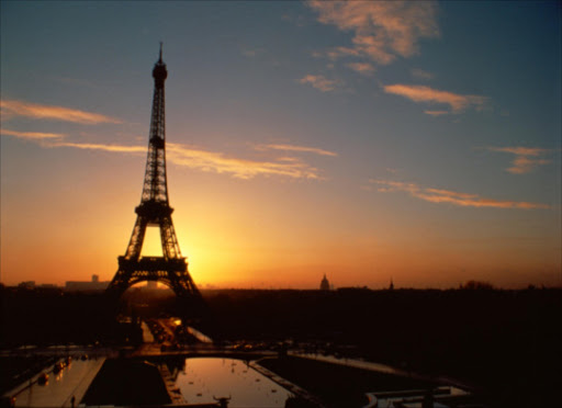 The Eiffel tower in Paris. File photo.