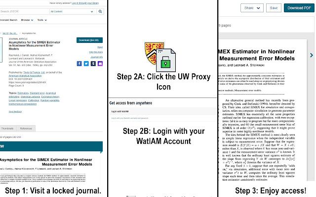 UWaterloo Proxy Link